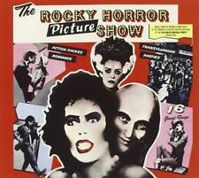 ROCKY HORROR PICTURE SHOW New Sealed 2018 RED COLORED VINYL RECORD