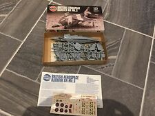 Airfix Model Kit 02072 -  British Aerospace Harrier GR Mk.3 1/72