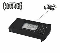 Cooligg S169 RC Quadcopter Drone Spare Rechargeable 3.7V 900MAH Battery