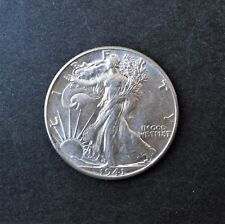 1941-P SILVER WALKING LIBERTY HALF DOLLAR- AU