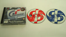 GRAN TURISMO 2 in box PAL PS1 Sony Playstation 1