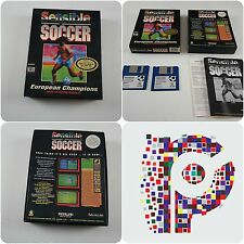Sensible Soccer European Champions A Sensible Software Game Amiga tested&working