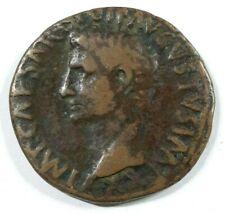 OCTAVIAN 27-14 BC ANCIENT COIN