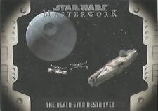 Star Wars Masterwork 2017 - LP-6 Evolution of the Rebel Alliance Chase Card