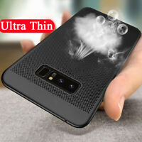 Ultra Thin Heat Dissipation Case For Samsung Galaxy S10+ S9 S8 Plus Note 10 9 8