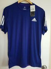 1 Nwt Adidas Men'S Shirt, Size: Small, Color: Blue/White/Purple (J14)