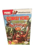 Donkey Kong Country Returns 3D Official Strategy Game Guide Prima Nintendo