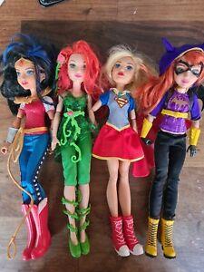 DC Super Hero Girls Doll Bundle