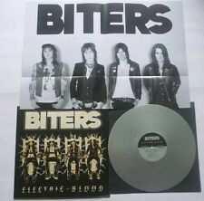 "Biters ""Electric Blood"" Limited Edition Silver Vinyl - NEW"