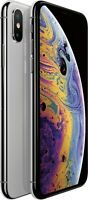 Apple iPhone XS - 64GB - Silver - Fully Unlocked 4G LTE Smartphone (A1920)