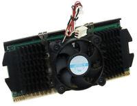 Intel Pentium II 350MHz SL356 SLOT1 + Refroidisseur