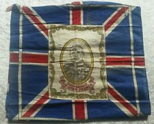 Genuine WW1 Field Marshall Sir John French Union Jack Flag Earl Of Ypres Cavalry