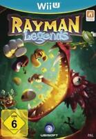 Nintendo Wii U Rayman Legends Deutsch Guter Zust.