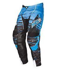 New  ANSWER JS COLLECTION HAZE MX Pant - Size 34, - Black/Blue - 45-0132