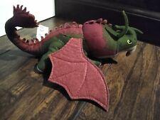 SPINMASTER DreamWorks Dragons SKULLCRUSHER Plush How to Train Your Dragon 2 2014