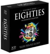 Greatest Ever Eighties 3-CD Soft Cell/Big Country/ABC/Madness/Level 42/Talk Talk