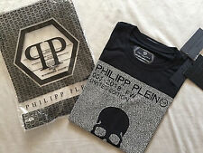 Philipp Plein T-SHIRT PLATINUM CUT Limited Edition NP: 650 Euro *Special Offer*