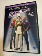 Galaxy Quest (Dvd, 2000, Widescreen)Tim Allen, Sigourney Weaver-Region1