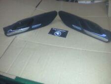 BMW E46 COUPE/CAB FRONT DOOR HARMAN KARDON TWEETER SPEAKER GRILLES X 2 (PAIR)