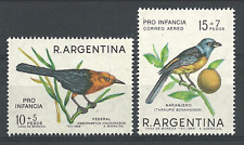 (1967)  GJ.1403-4. Birds. 2-stamp set. MNH. Excellent condition.