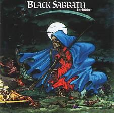 BLACK SABBATH - FORBIDDEN RARE CD Jewel Case+GIFT Ozzy Osbourne Tony Iommi Metal