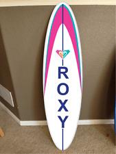 6' wall hanging surf board surfboard decor hawaiian surfing corona beach decor