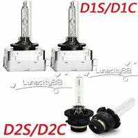 2PCS 35W D1S/D1C D2S/D2C Xenon HID Bulbs Replace Headlight Car Lamp High Quality