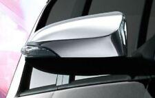 (NEW) JDM TOYOTA YARIS VITZ 130 Plated door mirror cover genuine OEM