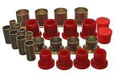 Energy Suspension Control Arm Bushing Set Red Front for 73-91 Blazer # 3.3161R
