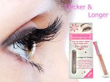 Eyelash & Eyebrow Growth Serum Enhancer, Grows Longer, Fuller, Thicker Lashes
