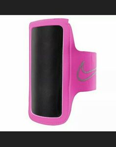 Nike Lightweight Arm Band 2.0 Hyper Pink Fits Most Phones Retail $20 Brand New