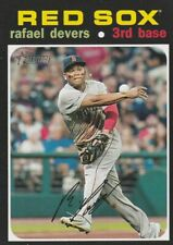 BOSTON RED SOX 2015-16-17-18-19-20 TOPPS HERITAGE ****YOUR CHOICE****
