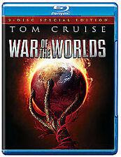 War Of The Worlds - UK Region B Blu Ray - Tom Cruise / Dakota Fanning