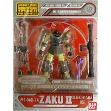 Bandai Gundam MSIA Zaku II ( Black Tri Star Use ) - Limited Version