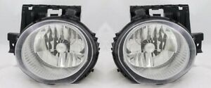 Right and Left Side Replacement Headlight PAIR For 2011-2014 Nissan Juke