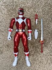 Power Rangers Lightning Collection Red MMPR Ranger