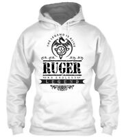 Legend Is Alive Ruger An Endless - The Gildan Hoodie Sweatshirt
