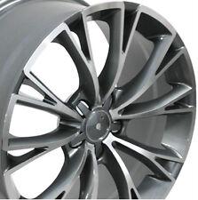 """18"""" Wheels Set for Audi A3 A4 Quattro VW GTI EOS MK 5 6 18X8.5 et45 Rims Set (4)"""