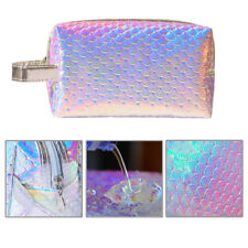 Portable Unicorn Cosmetic Bag Mermaid Pouch Nail Art Makeup Storage Holder Case