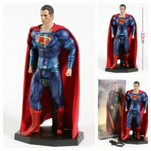 """Superman Action Figure 12"""" Crazy Toys Clark Kent 1/6 Collectible Model New Toy"""
