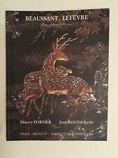 Catalogue de vente Béaussant Lefèvre Art D'Asie Drouot Novembre 2006