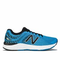 Men's New Balance 680 Performance Lightweight Cushioned Trainers in Blue