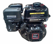 "Gas Motor Petrol 196cc 6.5hp 3/4"" Shaft Engine EPA Approved Go Kart Sports Cart"
