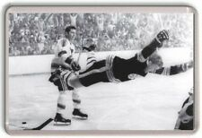 Bobby Orr iconic ice hockey photo Fridge Magnet