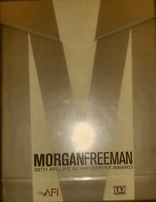 MORGAN FREEMAN AFI TV LAND LIFE ACHIEVEMENT COLLECTION BOX DVD SET fr/shpg!