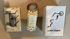 WATT STOPPER WD-170 DIMMABLE PIR WALL SWITCH OCCUPANCY SENSOR