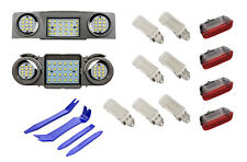 LED Innenraumbeleuchtung Lichtpaket Module für Skoda Superb 2 3T Limo + Kombi