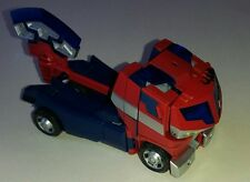 TRANSFORMERS ANIMATED OPTIMUS PRIME FIGURE COMPLETE WITH AXE