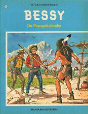 BESSY 112- DE PAPAGOKALENDER (1e druk) - W. Vandersteen