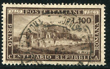 Italy ~ #167 Very Nice Used Issue The Vascello Rome ~ S5426